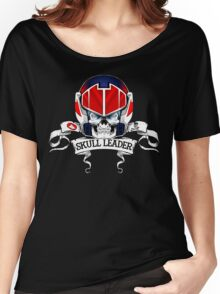 Skull Leader Women's Relaxed Fit T-Shirt