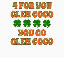 Glen Coco Lucky Clover St Patricks Day T Shirt Unisex T-Shirt
