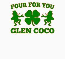 Glen Coco Lucky Clover St Patricks Day T-Shirt Unisex T-Shirt