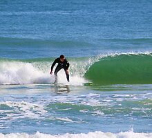One Surfer by Cynthia48