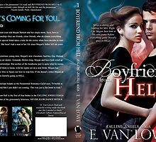 Boyfriend From Hell Book Cover Jacket Design by Adara Rosalie