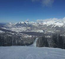 Colorado Mountains: Telluride by Broseidon13