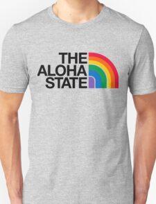 The Aloha State #hepuakiko Unisex T-Shirt