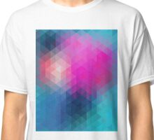 Abstract Triangle Classic T-Shirt