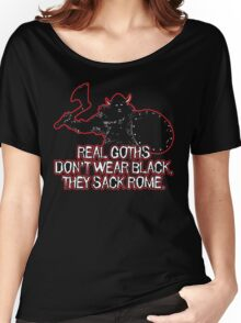 Old School Goth Women's Relaxed Fit T-Shirt