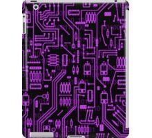 Cyber Circuits iPad Case/Skin