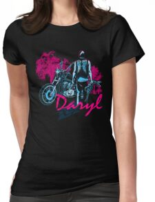 Daryl Drive Womens Fitted T-Shirt