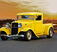 1934 Ford Pick-Up by DaveKoontz