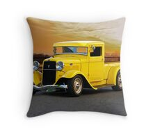 1934 Ford Pick-Up Throw Pillow