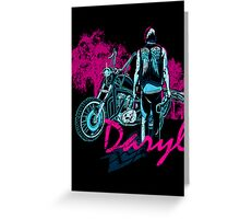 Daryl Drive Greeting Card
