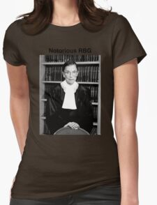 Notorious RBG Womens Fitted T-Shirt