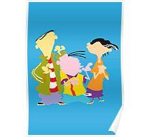 Ed, Edd, N Eddy Poster