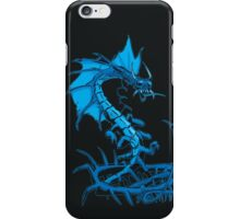 Remorhaz - D&D creature iPhone Case/Skin