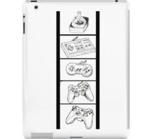 Video Game Controllers iPad Case/Skin