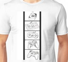 Video Game Controllers Unisex T-Shirt