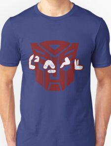 Pza! (Autobot Edition) T-Shirt