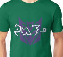 Pza! (Decepticon Edition) Unisex T-Shirt