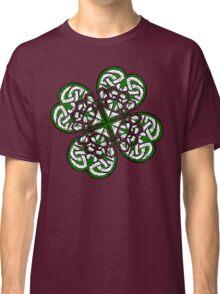 Brass Knuckle Shamrock Classic T-Shirt