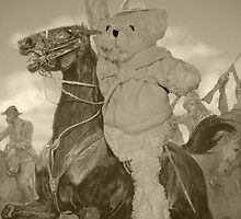 The Last Ride of Sir Ted Bear by Mikhail31