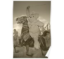 The Last Ride of Sir Ted Bear Poster