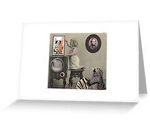 Collage work Greeting Card