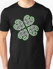 Brass Knuckle Shamrock solid T-Shirt