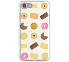 ALL of the biscuits. iPhone Case/Skin