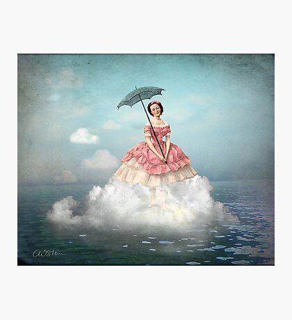 Swimming Cloud Photographic Print