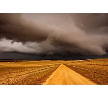 """Road To Ruination"" Photographic Print"