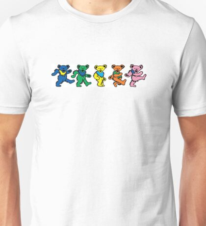 Aiko Bears  Unisex T-Shirt