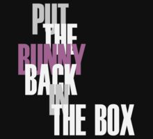 Con Air - Put The Bunny Back In The Box by scatman