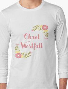 Chaol Westfall ( Throne Of Glass ) Long Sleeve T-Shirt