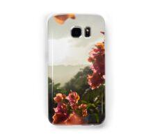 leave flower Samsung Galaxy Case/Skin