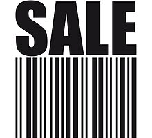 Bar code for sale sale reduced percentages by Style-O-Mat