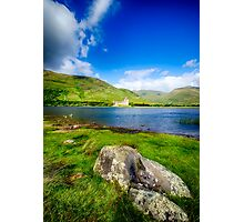 Kilchurn Castle Loch Awe Photographic Print
