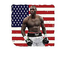 Deontay Wilder American Boxing Heavyweight  Photographic Print
