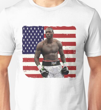 Deontay Wilder American Boxing Heavyweight  Unisex T-Shirt