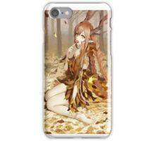 Manga dryad iPhone Case/Skin