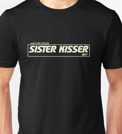 Sister Kisser Unisex T-Shirt