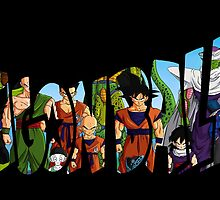 Dragon Ball Z by AbsoluteLegend