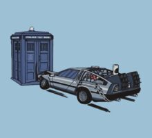 Back to the Future  by killermiro