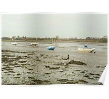 'painted' chichester harbour Poster