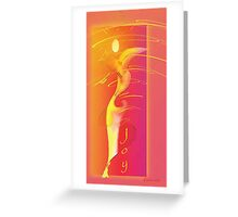 Spirit of Joy Greeting Card
