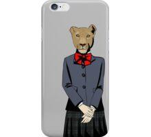 Lion Girl iPhone Case/Skin