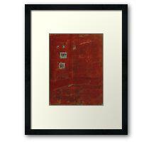 Untitled No. 1 Framed Print