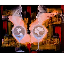 World for Two Photographic Print