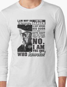 Breaking Bad Heisenberg Shirt Long Sleeve T-Shirt