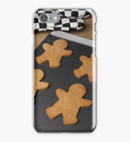 Gingerbread Men iPhone Case/Skin