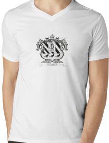 House of Black  Mens V-Neck T-Shirt