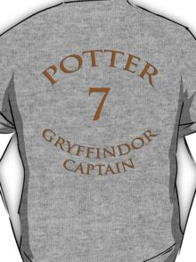 Harry Potter Quidditch Chaser T-Shirt